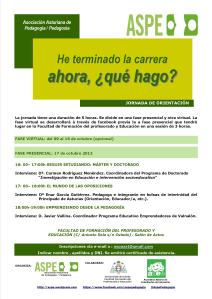 cartel Jornada orientacion 2013_borrador 2